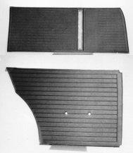 66 Door Panels