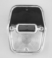 68-69 and 70-72 Tail light Assemblies